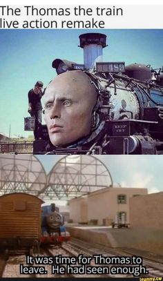 36 Best Funny Thomas The Tank Engine Memes Images In 2020 Memes