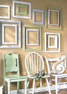Airy & Appealing Frames