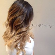 i do not like brown/blonde combo but i would love it red/blonde must show my hair stylist