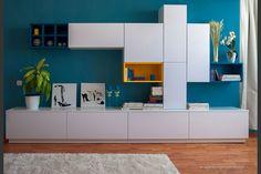 Second slide image Slide Images, Showroom, Shelving, Divider, Design, Furniture, Home Decor, Homemade Home Decor, Shelves