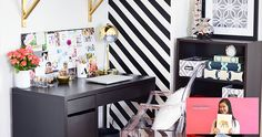 Home office inspiration Home Office Space, Home Office Design, Home Office Decor, House Design, Home Decor, Office Ideas, Office Nook, Small Office, Desk Ideas