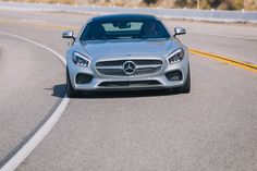 On our way with this gem. Photo by Ty Johnson (www.tyjo.co) for #MBphotopass via @mercedesbenzusa [Mercedes-AMG GT S Coupé | Fuel consumption combined: 9.6–9.4 l/100km | combined CO₂ emissions: 224–219 g/km | http://mb4.me/efficiency_statement]