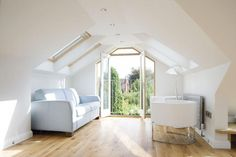 loft conversions are a great way to make better use of the space in your home. Our Sheffield loft conversion specialists offer a complete design and build service. Loft Conversion Gallery, Loft Conversion Stairs, Loft Conversion Design, Attic Conversion, Loft Conversions, Loft Conversion Juliet Balcony, Loft Conversion Wardrobes, Loft Room, Bedroom Loft