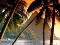 The Piton, Soufriere, St. Lucia