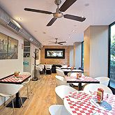 Restaurante New York Burger en Madrid (Madrid) - Opiniones en Metrópoli.com