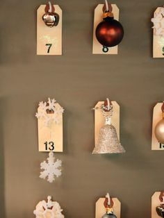Countdown to Christmas: 11 Creative Advent Calendar Ideas : Page 07 : Decorating : Home & Garden Television