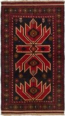 Bahor tribal rugs are primarily handwoven by Pashtun and Baluch tribes in eastern Afghanistan. These area rugs have a predominanetly intricate geometric design, borrowing largely from Turkoman and Tajik tribal influences. Bahor rugs are very durable and mostly come in smaller sizes.