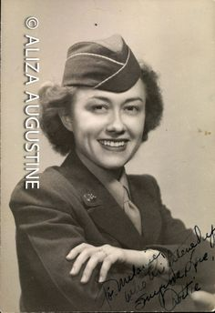 Digital Download WAC Womens Army Corp Female by foundphotogallery