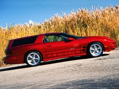 Hurst Pontiac Firebird Hauler Concept (2000)