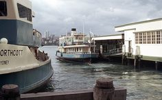 Sydney Ferries, The Old Days, View Image, The Neighbourhood, Past, Old Things, Australia, River
