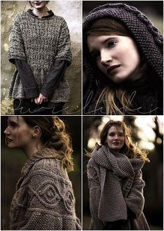 I've written several times here , about all the wonderful, thick knits we've seen this year. This blogpost is just my way of summing up m...