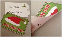 Silhouette School: How to Make Double-Sided Gift Tags with Silhouette (2 Ways)