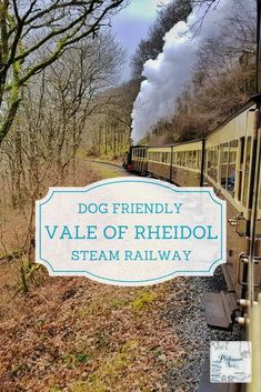 UK Travel - Wales | The Vale of Rheidol narrow gauge steam railway is a great family day out and dogs are welcome too. Looking at both the railway itself including prices and restrictions, and dog friendly accommodation, eateries and days out in the local area. #uktravel #dogfriendly #daysout #familyltravel
