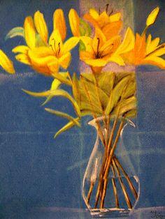101_3516-'Flores para Ana Luiza V' by Marco Antônio Scarelli