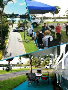 Second week of the school holidays has well and truly begun #campers. Are you pitching a tent or parking a #caravan with with us these holidays? #forstertuncurry #schoolholidays