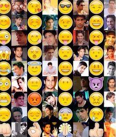 emoticons by Sidharth Malhotra