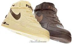 chaussure en chocolat - Recherche Google Air Force Sneakers, Nike Air Force, High Top Sneakers, Sneakers Nike, Recherche Google, High Tops, Shoes, Fashion, Chocolates