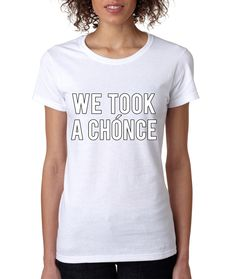 One Direction Niall Horan We took a chonce Women's T-shirt #onedirection