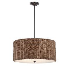 Buy the Quoizel Mystic Black Direct. Shop for the Quoizel Mystic Black Bradbury 4 Light Drum Pendant with Rattan Shade and save. Pendant Lighting, Woven Shades, Lamp, Woven Grass, Light, Pendant Lamp, Pendant Light, Drum Pendant Lighting, Ceiling Lights