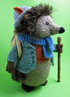Ravelry: Alfie Unsworth pattern by Alan Dart Animal Knitting Patterns, Knitted Toys Patterns, Knitted Dolls, Felt Dolls, Alan Dart, In Natura, Knitted Animals, Christmas Knitting, Free Knitting