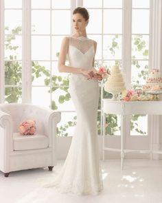 Mais de 50 vestidos de noiva para arrasar nesta Primavera-Verão – escolham o vosso! Image: 50