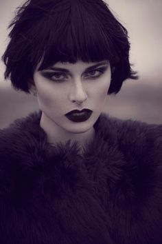 Dark Beauty.