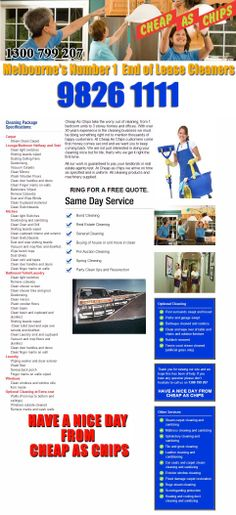 Vacating Cleaning, Bond Cleaning, Spring Cleaning, Pre-sale Cleans, End of Lease Cleaning, Residential Cleaning, General Cleaning & Melbourne