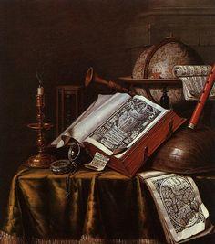 Collier, Edwaert (Dutch, approx. 1640-1706)