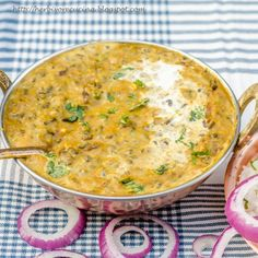 A rich Indian Dal made from black lentils, kidney beans and cream tempered with Indian spices, is the perfect comfort food for dinners.