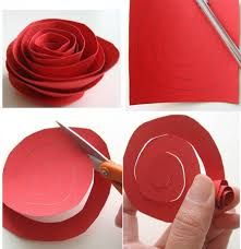 Vintage Paper Flower Ideas - Weddings By Lilly Fun Crafts, Diy And Crafts, Crafts For Kids, Paper Crafts, Vintage Books, Vintage Paper, Food Art For Kids, Fabric Roses, Mom Day