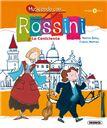 Si quieres saber quién fue Rossini y disfrutar con una de sus óperas: La Cenicienta, puedes sacarlo en préstamo en la Biblioteca Telo