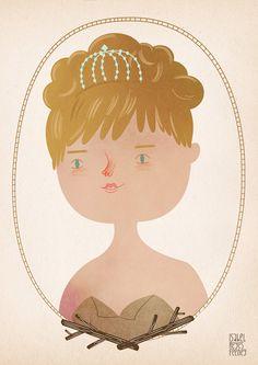 Laura Palmer by Isabel Reyes Feeney.