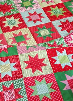 11 Free Quilt Patterns to make!