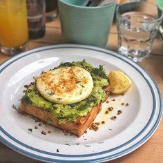 assion toast à l'avocat 🥑❤️ . . . . . #avocadotoast #avocado #foodie #food #breakfast #foodporn #toast #foodphotography #instafood #lunch
