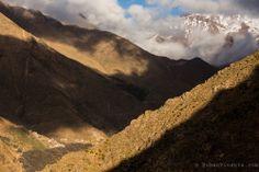 Morocco Atlas mountains. Morocco