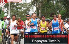 Otra vez, se cumplió la carrera atlética de parque a parque, Popayán-Timbío [http://www.proclamadelcauca.com/2014/12/otra-vez-se-cumplio-la-carrera-atletica-de-parque-a-parque-popayan-timbio.html]