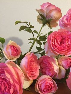 Vogue writes about the Castle in the Air crepes paper flower artists! Roses by Anandamayi Arnold