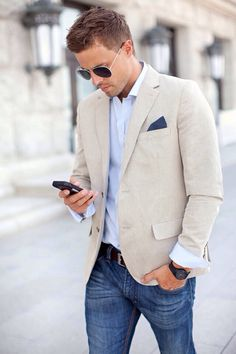30 Dynamic Men's Hairstyles Works With Suits