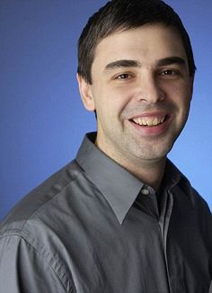 Larry Page is a computer scientist and internet entrepreneur who co-founded Google with Sergey Brin. Page was born in Lansing, Michigan on March 26, 1973. He attended East Lansing High School in East Lansing, Michigan and the University of Michigan in Ann Arbor. Google's headquarters is located in Ann Arbor.