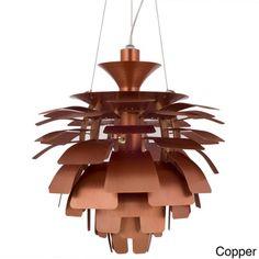 $469 Artichoke Style Modern Chandelier Lamp | Overstock™ Shopping - Great Deals on Modway Chandeliers & Pendants