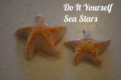 DIY Sea Stars