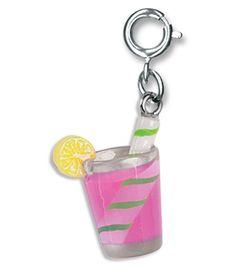 Shop CHARM IT! - Pink Lemonade, $6.00 (http://www.shopcharm-it.com/charms/pink-lemonade-charm/)