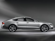 Audi S7 Sportback 2013. I've driven this car! Its awesome! Sporty and u can fit the whole family and all your crap! ;)