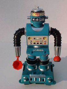 ZEROIDS...Had 3 of these nifty little robots when I was 10!