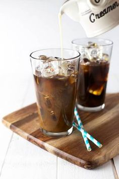 ... Up! on Pinterest | Iced Coffee, Homemade Syrup and Bulletproof Coffee