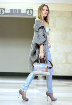Fall fashion- Gray