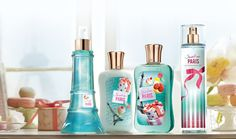 <3 #SweetOnParis arr my fave perfumes anf lotion! I have the tall bottle and a lotion one