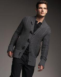 Men's Sweaters, Cardigans, Men Clothes, Crochet Fashion, Stitch Fix, Knit Crochet, Suit Jacket, Design Inspiration, Guys