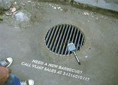 creative marketing. inexpensive, but make sure you ask for permission first:-)