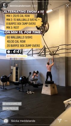 Emom Workout, Abs Workout Routines, Crossfit Workouts At Home, Ab Workouts, Burpee Box Jumps, Circuit Training, Burpees, Healthy Tips, Fitness Inspiration
